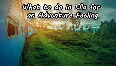 What to do in Ella